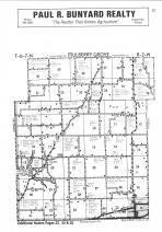 Map Image 001, Bond County 1976